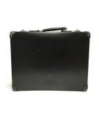 GLOBE-TROTTER(グローブトロッター)の古着「トロッターバッグ」|ブラック