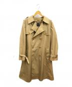 Christian Dior MONSIEUR(クリスチャンディオールムッシュ)の古着「ライナー付トレンチコート」|ベージュ