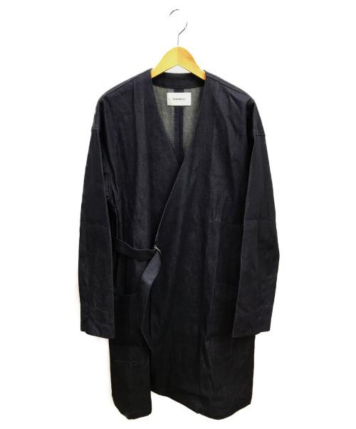 JOHNBULL(ジョンブル)Johnbull (ジョンブル) デニムコート インディゴ サイズ:M 12625 モロッコシリーズの古着・服飾アイテム