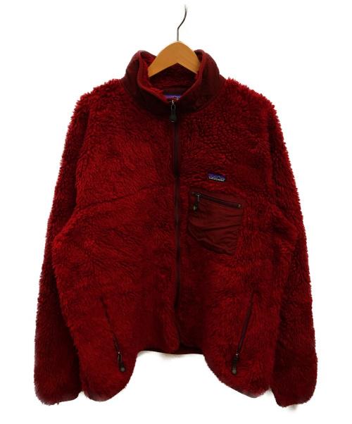 Patagonia(パタゴニア)Patagonia (パタゴニア) クラシックレトロXカーディガン レッド サイズ:XL 23024F5 05年製の古着・服飾アイテム