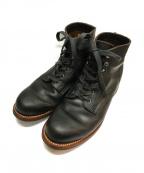 WOLVERINE(ウルヴァリン)の古着「1000マイルブーツ」|ブラック