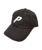 PALACE(パレス)の古着「P6パネルキャップ」|ブラウン