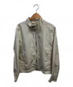 Sealup(シーラップ)の古着「ジップジャケット」|ホワイト