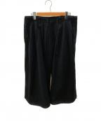 Black Scandal YOHJI YAMAMOTO(ブラックスキャンダル ヨウジヤマモト)の古着「クラシックバルーンパンツ」 ブラック