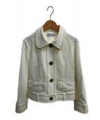()の古着「ストレッチジャケット」|ホワイト
