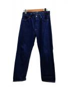 ()の古着「藍908デニム」|インディゴ