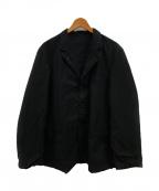 OUTIL(ウティ)の古着「ヴェストゥ リュールリバーシブルジャケット」 ブラック