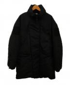 HOUSTON()の古着「LEVEL7モンスターパーカー」|ブラック