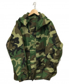 ECWCS(エクワックス)の古着「ゴアテックスジャケット」 グリーン