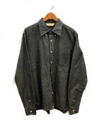 The Stylist Japan(ザスタイリストジャパン)の古着「ワークシャツ」|グレー