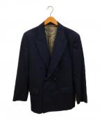 Maison Margiela 14(メゾンマルジェラ14)の古着「ダブルブレストジャケット」 ネイビー