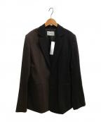 G.V.G.V(ジーヴィージーヴィー)の古着「シングルブレステッドジャケット」|ブラウン