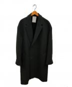 Mr.Gentleman(ミスタージェントルマン)の古着「チェスターフィールドコート」|グレー