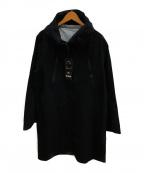 DESCENTE ALLTERRAIN(デザイント オルテライン)の古着「オールウェザーハードシェルコート」|ブラック