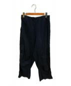 TUKI(ツキ)の古着「パジャマパンツ」|ネイビー