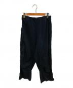 TUKI(ツキ)の古着「パジャマパンツ」 ネイビー