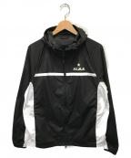 F.C.R.B.(エフシーアールビー)の古着「パッカブルプラクティスジャケット」 ホワイト×ブラック