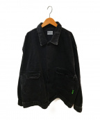 WILLY CHAVARRIA(ウィリーチャバリア)の古着「シルバーレイクジャケット」 ブラック