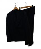 UNITED ARROWS(ユナイテッドアローズ)の古着「ダブルブレストセットアップスーツ」|ネイビー
