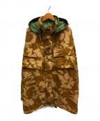 British Army(ブリティッシュアーミー)の古着「DPMデザートカモゴアテックスジャケット」|ベージュ