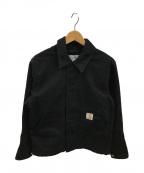 CarHartt(カーハート)の古着「アルカンジャケット」|ブラック