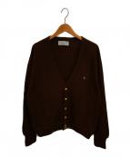Christian Dior MONSIEUR(クリスチャンディオールムッシュ)の古着「オールドカーディガン」|ブラウン