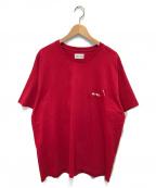 M+RC NOIR(マルシェノア)の古着「Tシャツ」|レッド