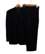 Christian Dior MONSIEUR(クリスチャンディオールムッシュ)の古着「[OLD]オールドセットアップスーツ」|ネイビー