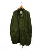 US ARMY()の古着「[古着]M65エクストリームコールドウェザーコート」|カーキ