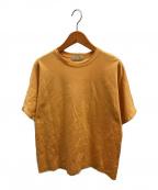 ebure × Ron Herman(エブール ロンハーマン)の古着「コットンTシャツ」 イエロー