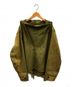 US NAVY(ユーエスネイビー)の古着「40sヴィンテージデッキスモック」|カーキ