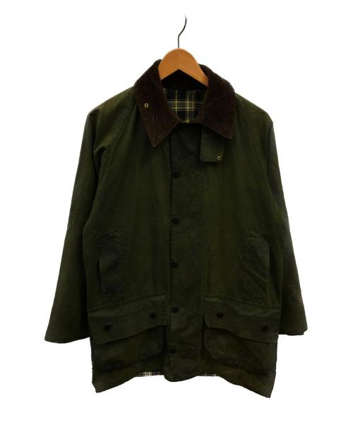 Barbour(バブアー)Barbour (バーブァー) ビューフォートオイルドジャケット オリーブ サイズ:下記参照の古着・服飾アイテム