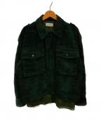 TAAKK(ターク)の古着「ジャケット」 グリーン