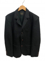 BY GLAD HAND(バイ グラッドハンド)の古着「ブリックロウジャケット」|ブラック