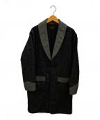 BY GLAD HAND(バイ グラッドハンド)の古着「グラッドダットジャケット」|ブラック