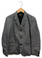 GLAD HAND(グラッドハンド)の古着「インペリアルジャケット」 ホワイト×ブラック