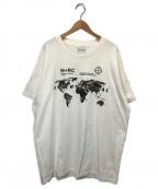 M+RC NOIR(マルシェノア)の古着「インターナショナルTEE」|ホワイト
