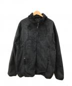 NIKE × DRAKE(ナイキ × ドレイク)の古着「ポーラテックフリースジャケット」|ブラック