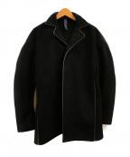 SHINYA KOZUKA(シンヤコズカ)の古着「オーバーサイズジャケット」|ブラック