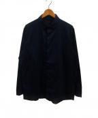 teatora(テアトラ)の古着「キーボードシャツ」|ネイビー