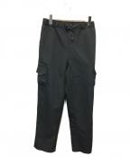 Carhartt WIP(カーハートダブリューアイピー)の古着「エルウッドパンツ」 ブラック