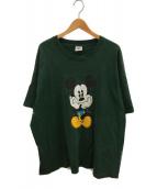 ()の古着「90SヴィンテージTシャツ」|グリーン