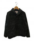 CALEE(キャリー)の古着「ペイズリーショールカラージャケット」|ブラック