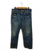 RRL(ダブルアールエル)の古着「ヴィンテージ5ポケットデニムパンツ」|インディゴ