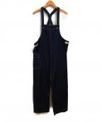 THE REAL McCOY'S(ザリアルマッコイズ)の古着「USネイビーデニムオーバーオール」 インディゴ