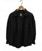 AiE(エーアイイー)の古着「ペインターシャツ」 グレー