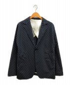 ()の古着「マイルスジャケット」|ネイビー