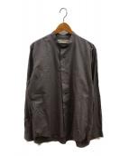()の古着「シャツ」 グレー
