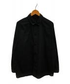 ()の古着「カートリッジシャツパッカブル」 ブラック