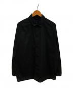 teatora()の古着「カートリッジシャツパッカブル」|ブラック